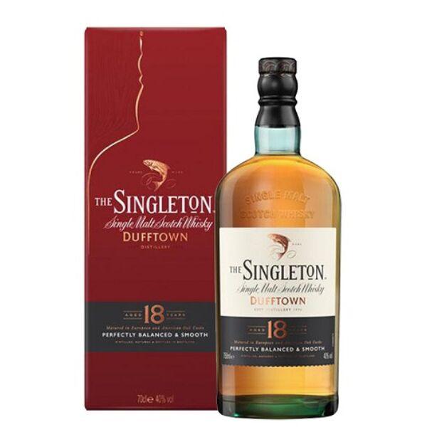Singleton 18 years whisky 0,7L 40%