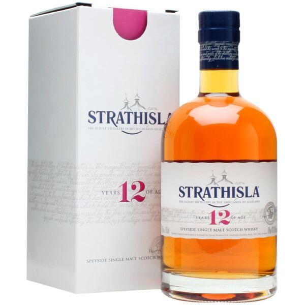Strathisla 12 years whisky pdd. 0,7L 40%