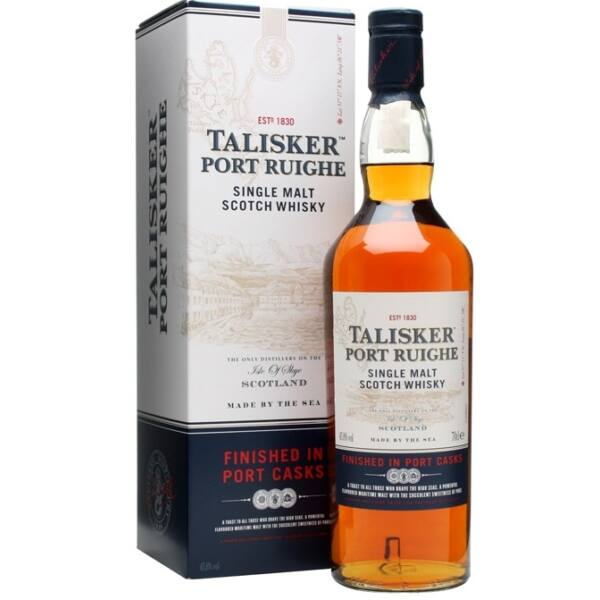 Talisker Port Ruighe whisky pdd. 0,7L 45,8%