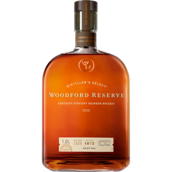 Woodford Reserve whiskey 0,7L 43,2%