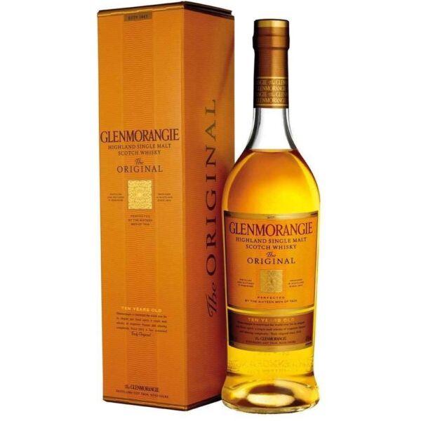 Glenmorangie The Original 10 years whisky pdd. 0,7L 40%
