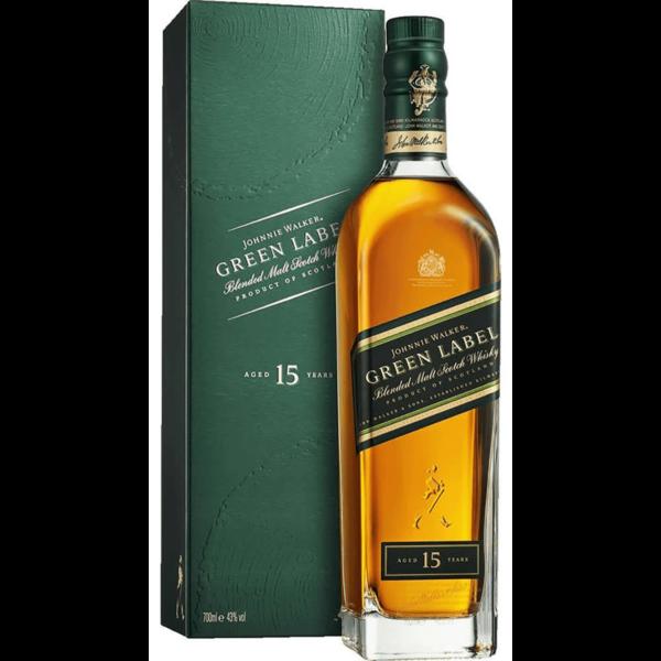 Johnnie Walker Island Green whisky 1L 43% pdd.