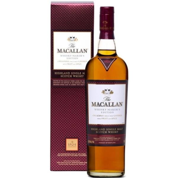 Macallan Makers Edition pdd. 0,7L 42,8%