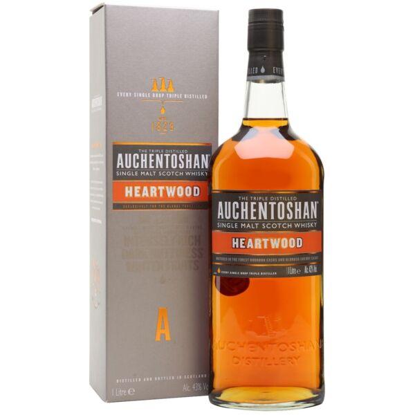 Auchentoshan Heartwood whisky pdd. 1L 43%