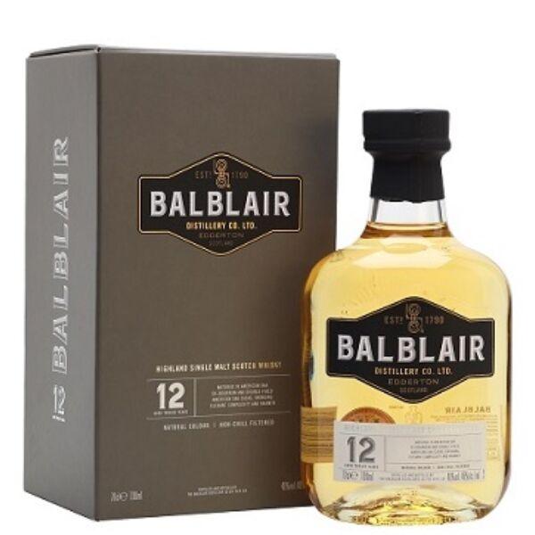 Balblair 2004 Vintage whisky dd. 1L 46%