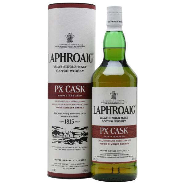 Laphroaig PX whisky dd. 1L 48%