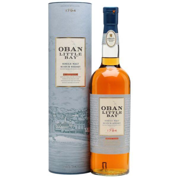 Oban Little Bay whisky dd. 1L 43%