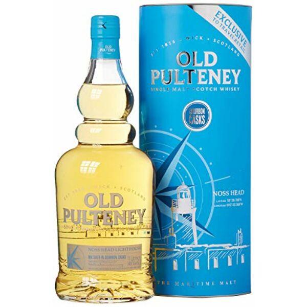 Old Pulteney Noss Head whisky dd. 1L 46%