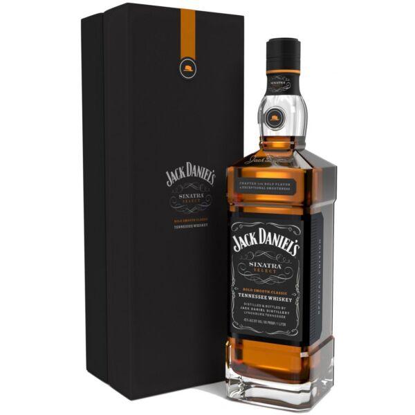 Jack Daniel's Sinatra Select whiskey dd. 1L 45%