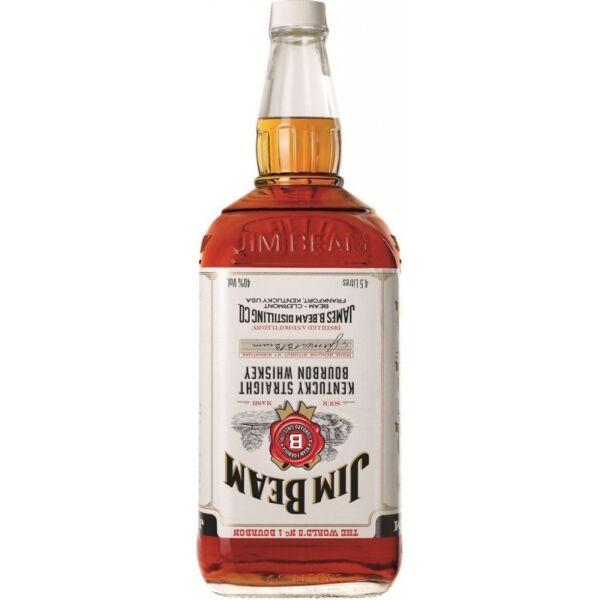 Jim Beam whiskey 4,5L 40%