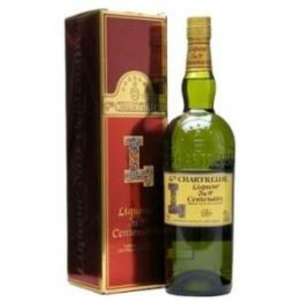 Chartreuse 9e Centenaire likőr 0,7L 47% pdd.