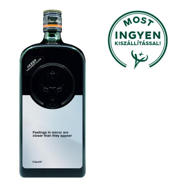 Jagermeister X Kisjustk Limited Edition 1L 35%