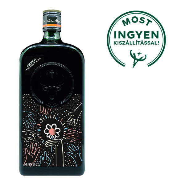 Jagermeister X Labrosse Limited Edition 1L 35%