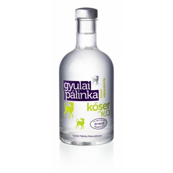 Gyulai Kóser Vilmoskörte pálinka  0,35 l 42%