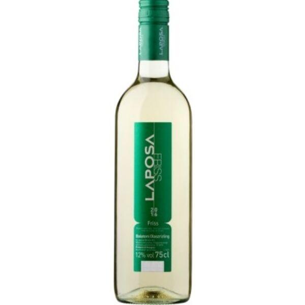 Laposa Friss Olaszrizling fehérbor