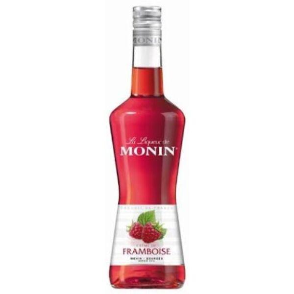 Monin Málna likőr (Raspberry) 0,7L