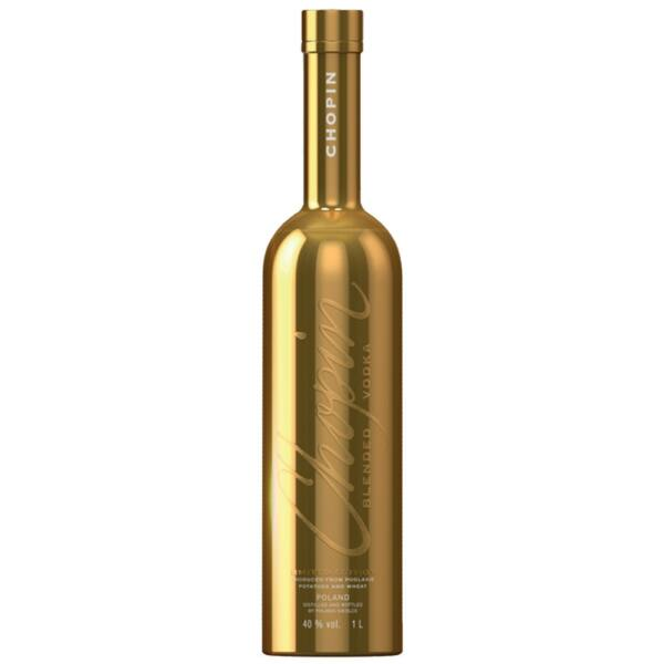 Chopin Blended Vodka Limited Edt.(arany) 40% 0,7