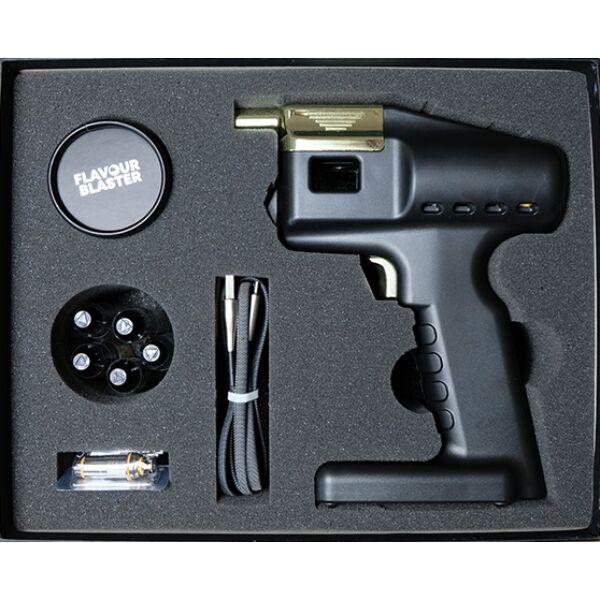 Flavour Blaster Kit. Füst buborék fújó pisztoly