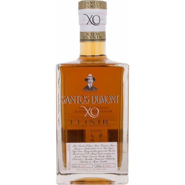 Santos Dumont XO Elixir rumlikőr 0,7 40%