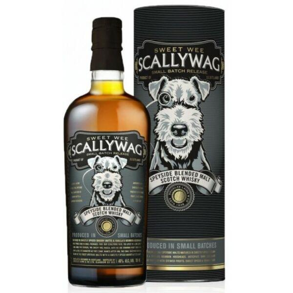 Scallywag Speyside Malt 46% dd. 0,7
