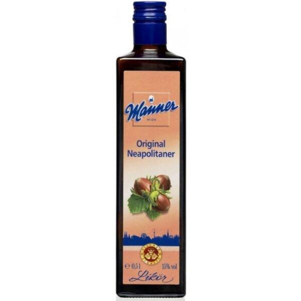 Manner Original Neapolitaner likőr 0,5L 15%