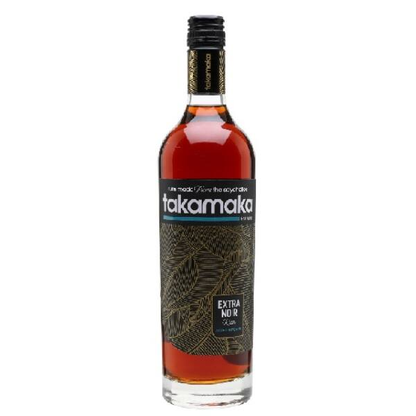 Takamaka Extra Noir Aged Rum 0,7l 38%