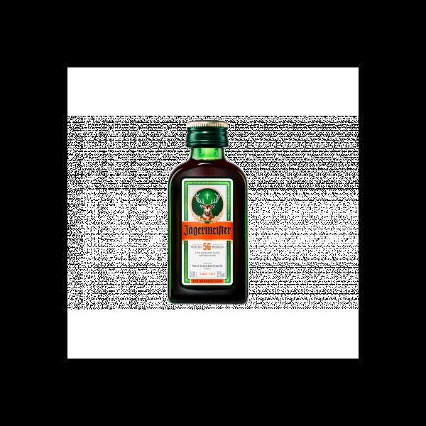 Jägermeister likőr mini 0,04L 35%