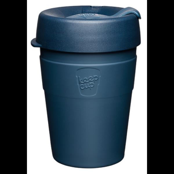 KeepCup Thermal Café rozsdamentes acél pohár kávés termosz SPRUCE 360 ml
