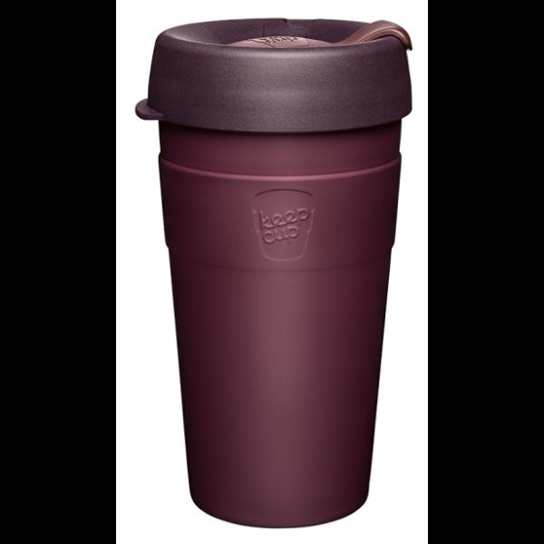 KeepCup Thermal Café üveg pohár kávés termosz ALDER 454 ml