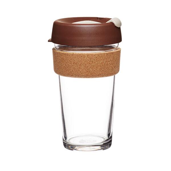 KeepCup caferange to go parafa/üveg pohár almond 360 ml