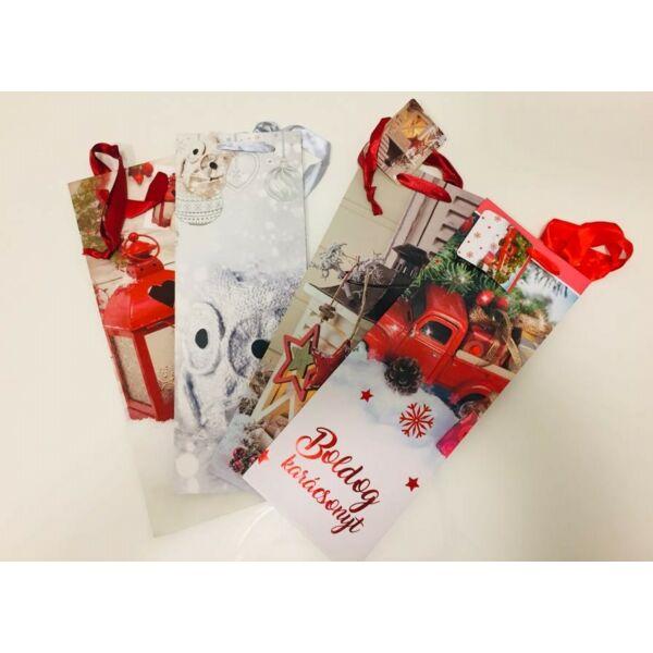 Lux Italtartó ajándéktasak karácsonyi