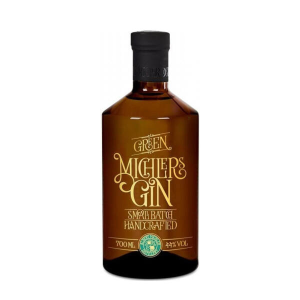 Michlers Gin Green