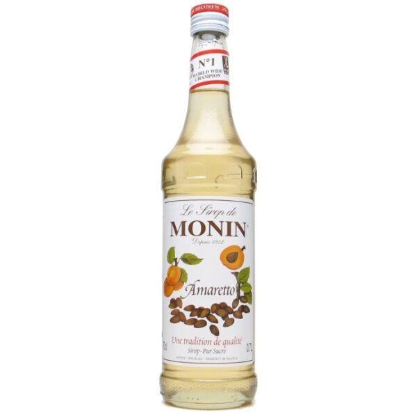 Monin Amaretto kávészirup (mandula) 0,25L