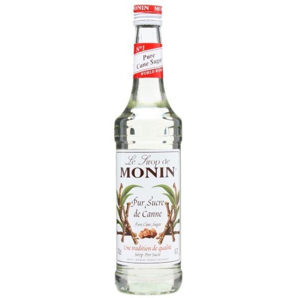 Monin Cukorszirup (sugar syrup) 0,25L