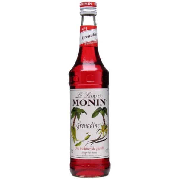Monin Grenadine koktélszirup 0,25L