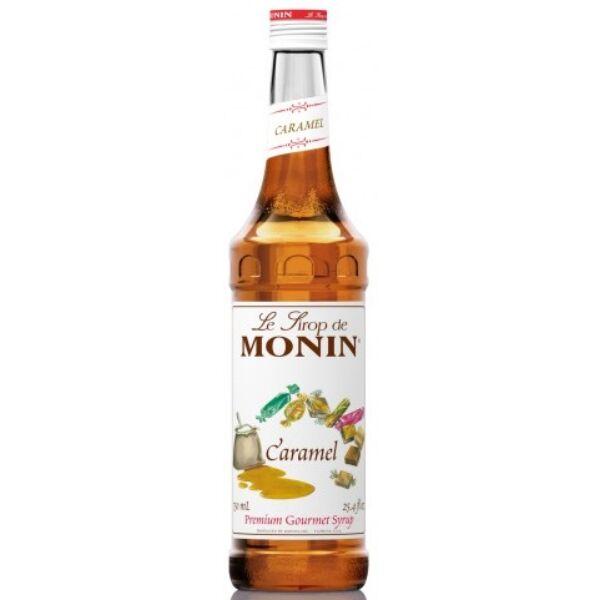 Monin Karamell kávészirup (caramel) 0,25L