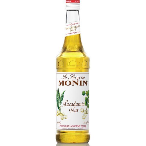 Monin Makadámdió kávészirup (macadamia nut) 0,25L