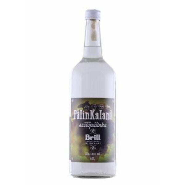 Brill Pálinkaland Szőlő pálinka 1L 40%