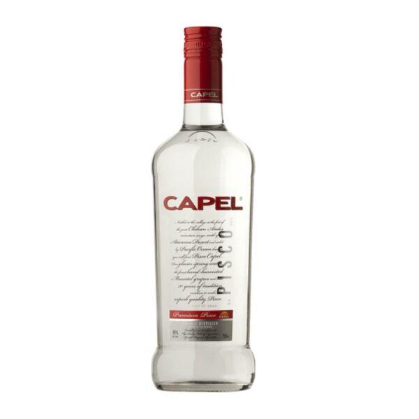 Pisco Capel Double Distilled 0,7L 40%