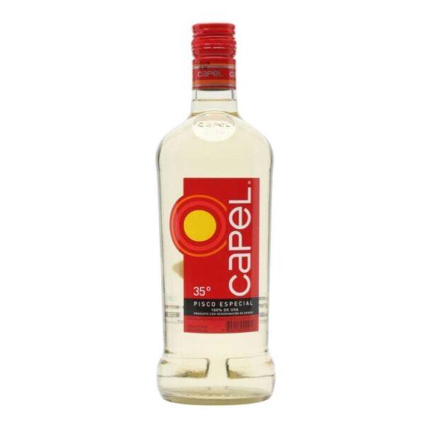 Pisco Capel Especial 0,7L 35%