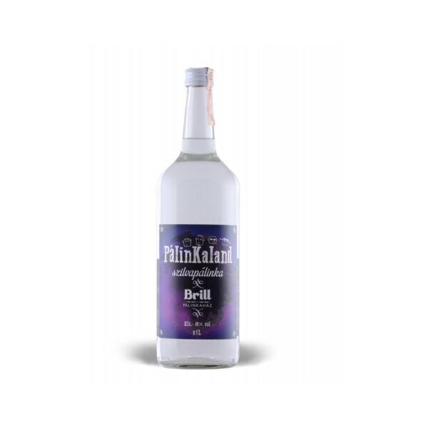 Brill Pálinkaland Szilva pálinka 1L 40%