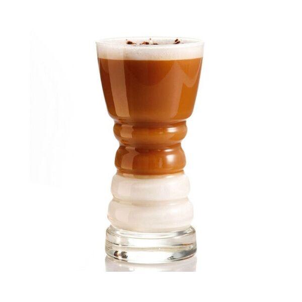 Durobor barista kávés lattés pohár 340ml