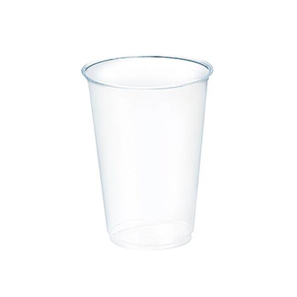 2 dl PLA biológiailag lebomló, komposztálódó öko pohár szintjelöléssel 100db/csomag
