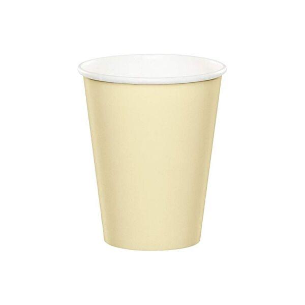 Ivory pohár 250 ml 8 db/cs