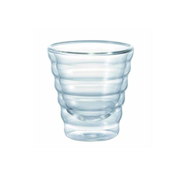 Hario duplafalú pohár 300ml