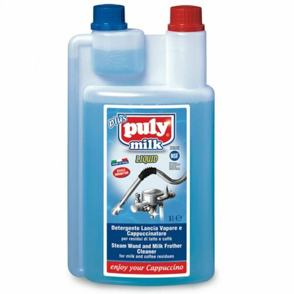 Tisztító FOLYADÉK PULY 100 ml. (4*25) tejes szennyeződésekhezTisztító FOLYADÉK PULY 1L. tejes szennyeződésekhez