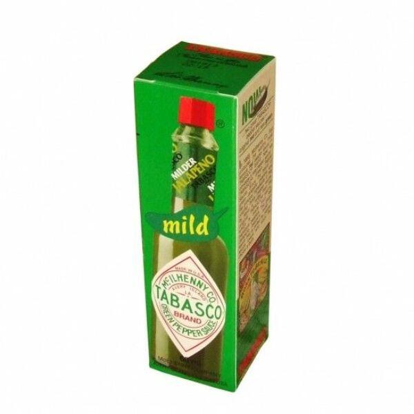 Tabasco zöldpaprikaszósz 60ml