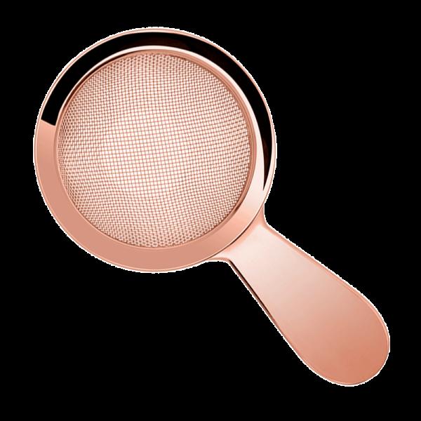 Biloxi finom szűrő réz 60 mm-es fogantyúval