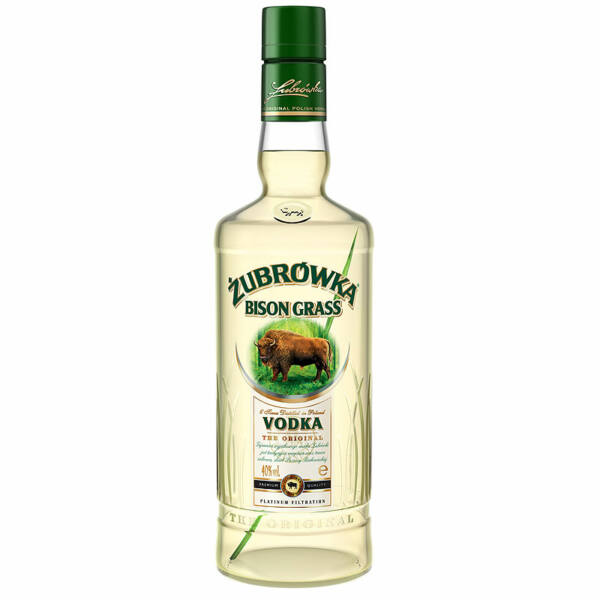 Zubrowka Vodka 1L  37,5%