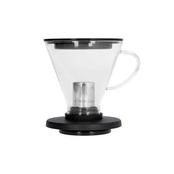 Barista & Co BrewThru kávé és teafőző fekete
